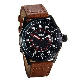 JewelryWe Reloj Deportivo Militar Para Hombre 00f46616fd78