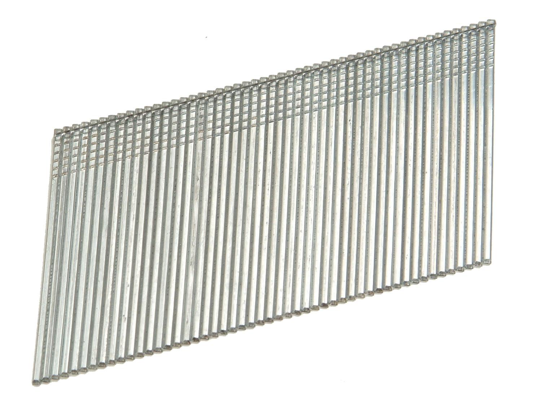 DeWalt DT9900-QZ Nägel 2500 Stück Stauchkopf verzinkt 20° 1,6 x 32 mm für DC610, DC618, Edelstahl DT9900QZ