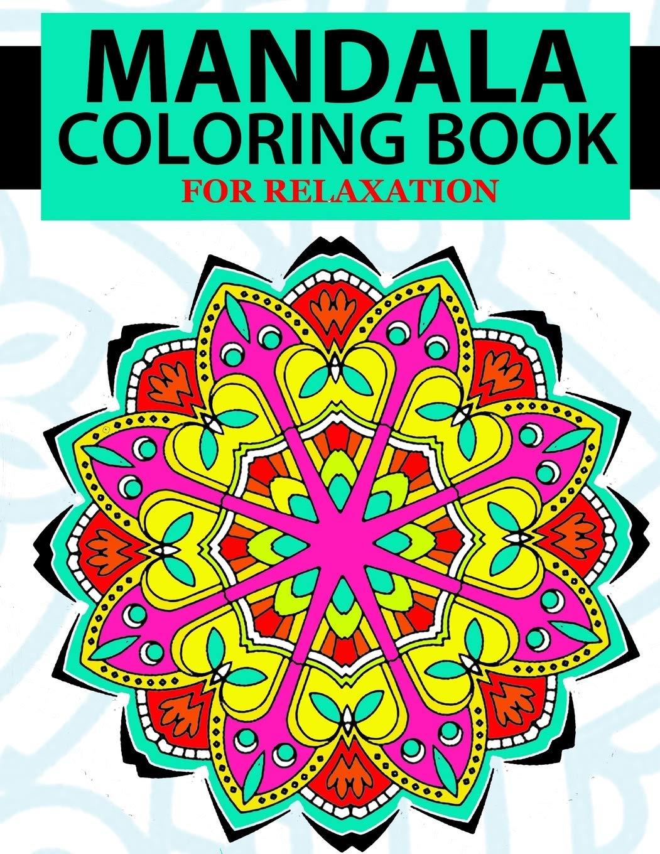 Amazon.com: Mandala Meditation Coloring Book (Vol.3): (Mandala