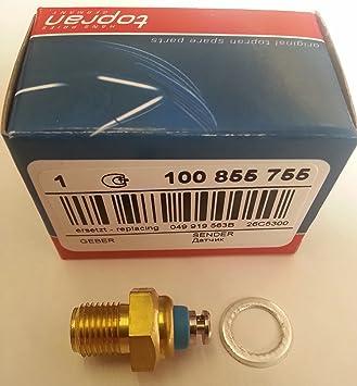 TOPRAN Sensor Öltemperatur 100855 für AUDI