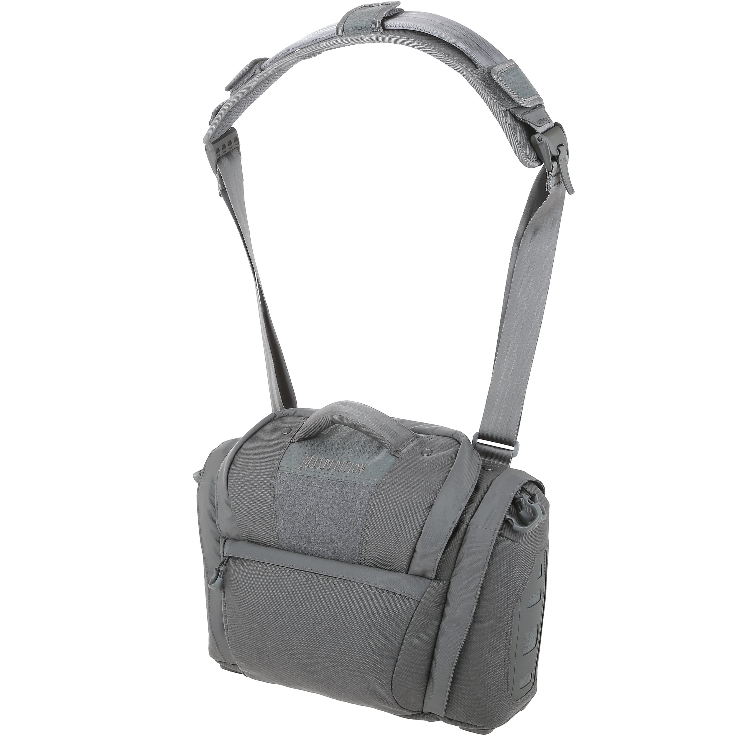Maxpedition solstice Camera Shoulder Bag 13.5 L Solstice Camera Shoulder Bag 13.5 L(Gray), Gray