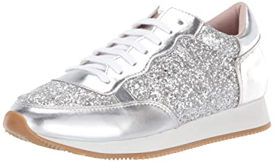 4bd5b512a7af Amazon.com  Kate Spade New York Women s Felicia Sneaker  Shoes