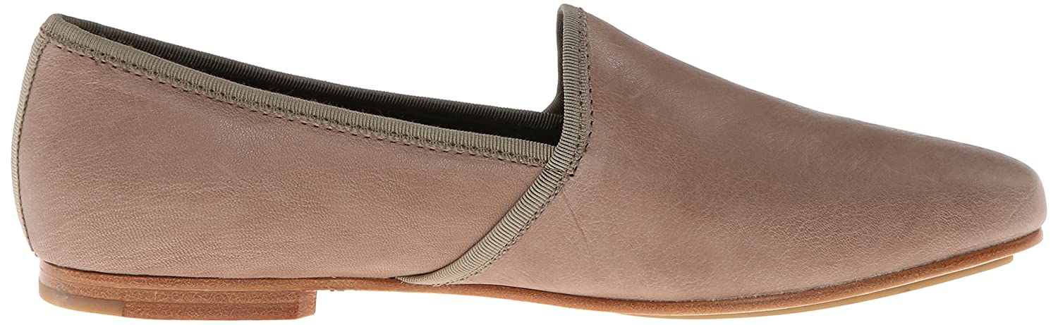 Gentle Souls by Kenneth Cole Women's Edge Y Flat B00I3MQUOC 8.5 B(M) US|Mushroom