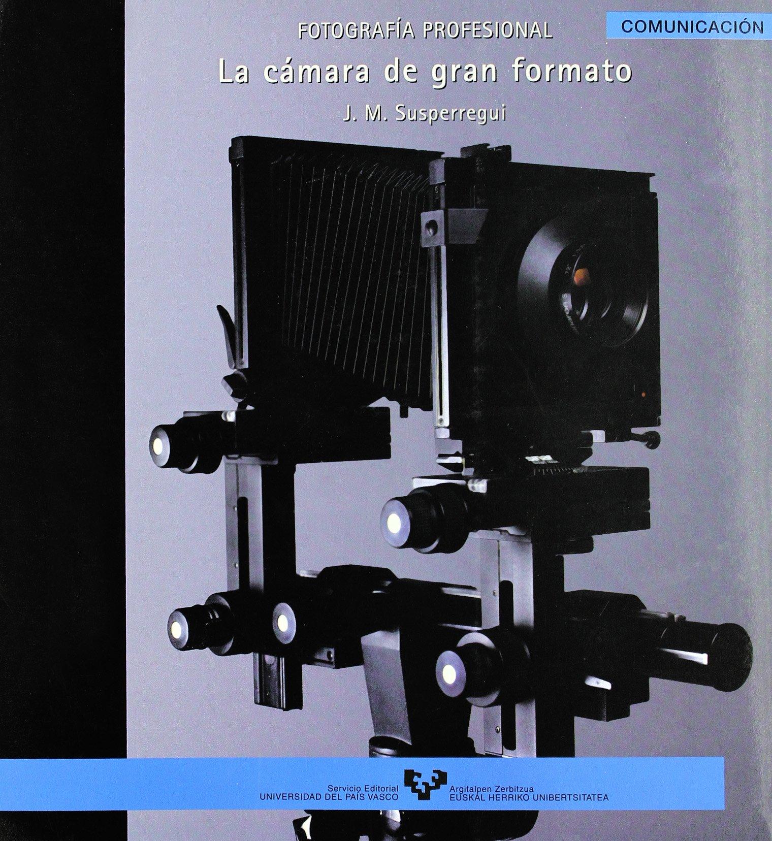 Fotografía profesional. La cámara de gran formato: 12 Serie de ...