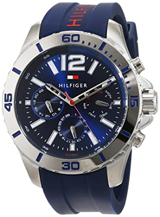 Tommy Hilfiger Nolan 1791142 Mens Wristwatch Solid Case