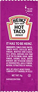 product image for Heinz Hot Taco Sauce (0.3 oz Packets, Pack of 500)