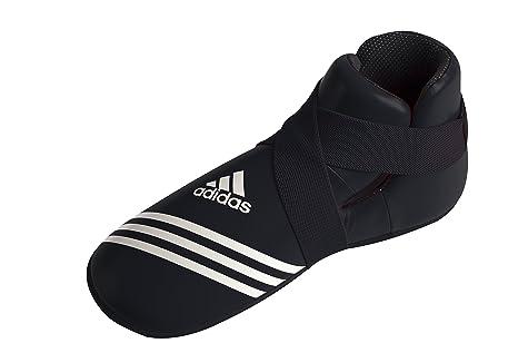 Adidas - Protector de pie para full contact (talla XL), color negro