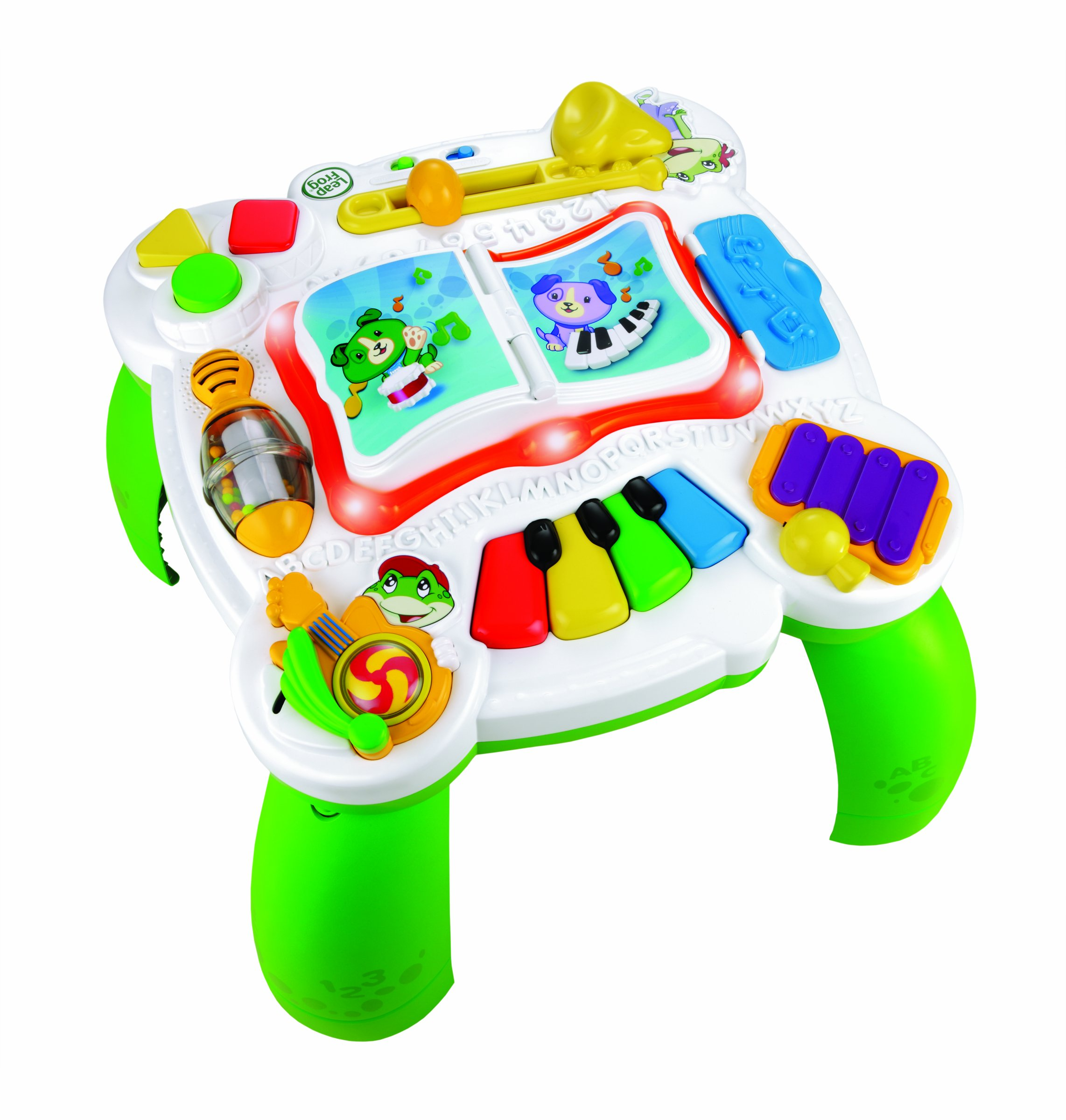 LeapFrog Learn & Groove Musical Table by LeapFrog