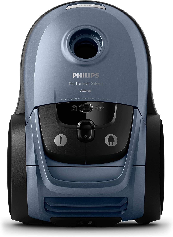 Philips Performer Silent Aspirador con Bolsa, Kit Filtro Allergy ...