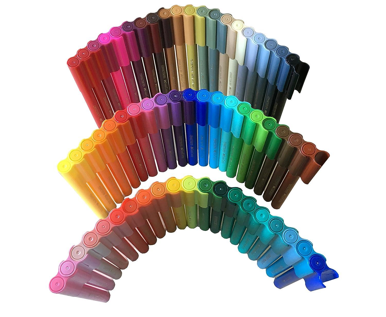 Faber Castell Maletín con rotuladores multicolor