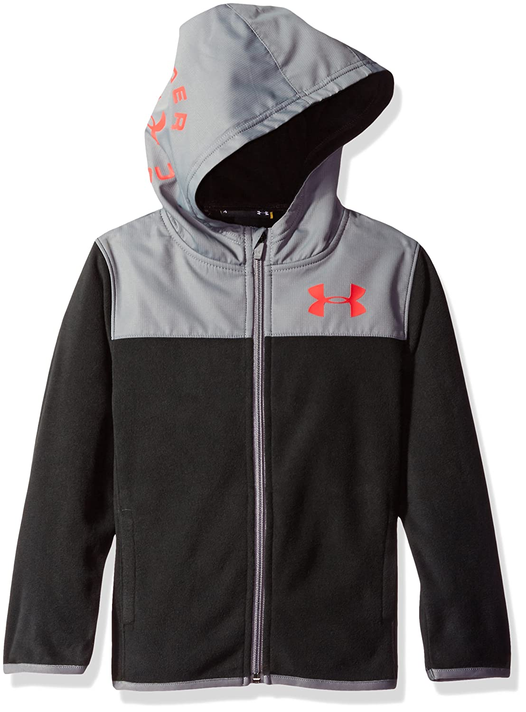 Under Armour Boys Long Sleeve Hooded Jacket