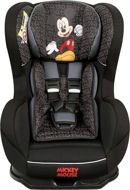Cadeira para Auto Disney Primo Mickey Mouse Vite, Disney, Preto, 0 a 25 kg