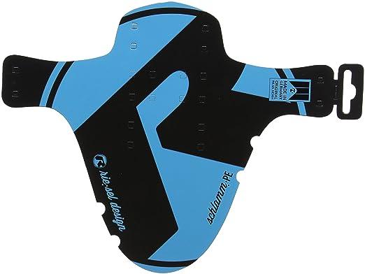 9 opinioni per Riesel MTB parafango posteriore parafango, unisex, Mtb Rear Fender, Blue / Black