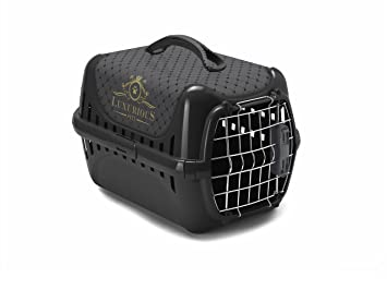 Moderna Transportín para Gatos y Perros Mini Trendy Luxurious: Amazon.es: Productos para mascotas