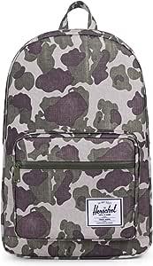 Herschel Supply Co. Pop Quiz Backpack, Frog Camo, One Size