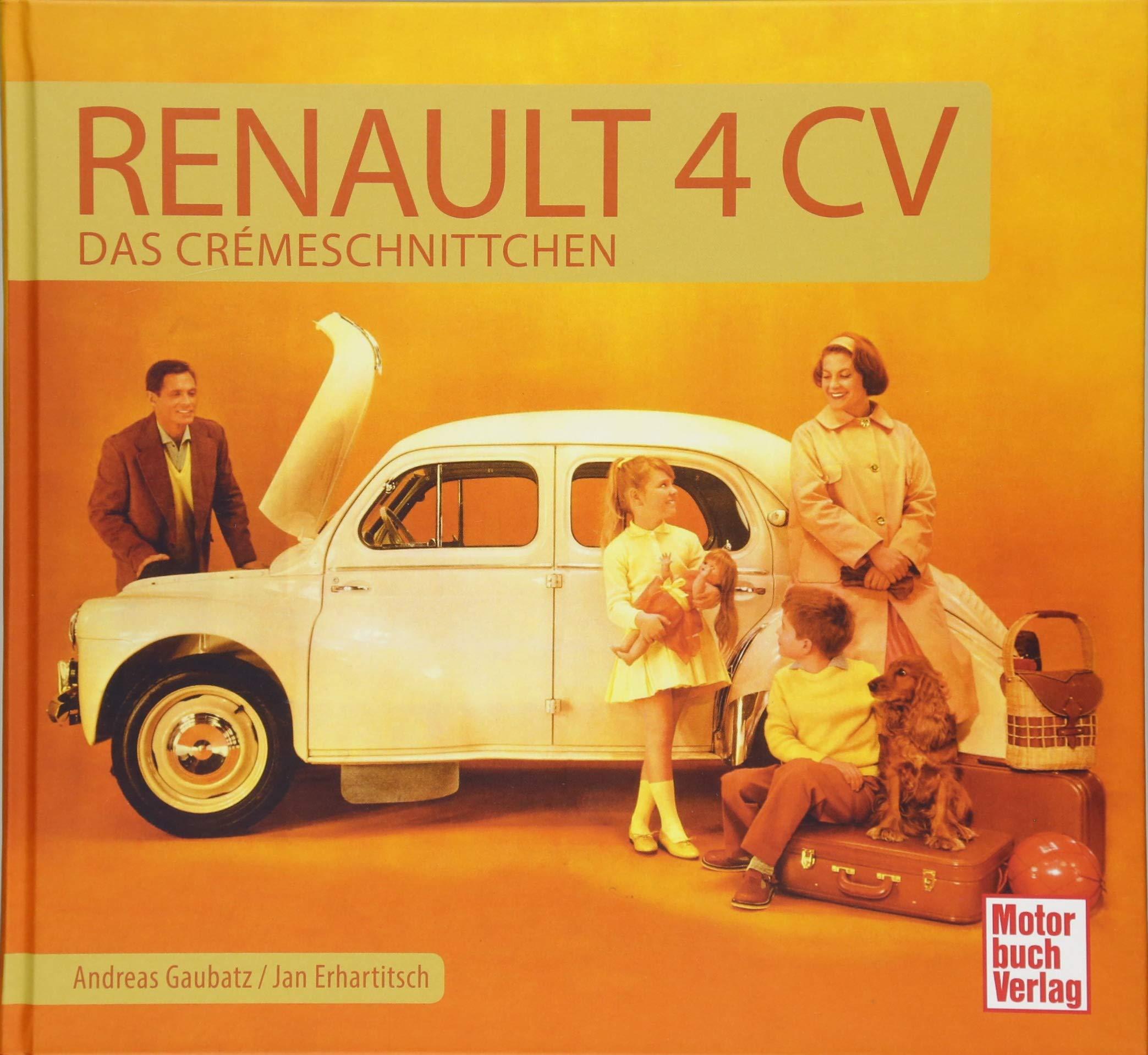 Renault 4 CV: Das Cremeschnittchen