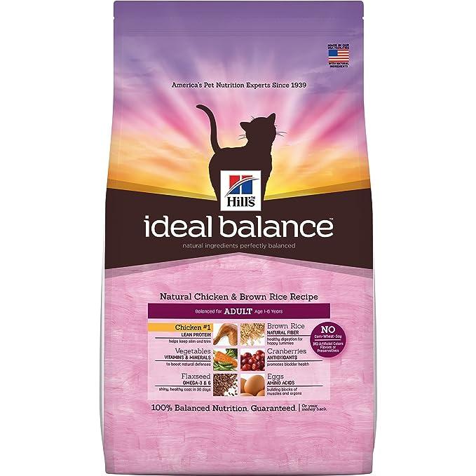 Hills ideal balance - Comida para Gatos: Amazon.es: Productos para mascotas