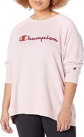 Champion Women's Plus Size Crewneck