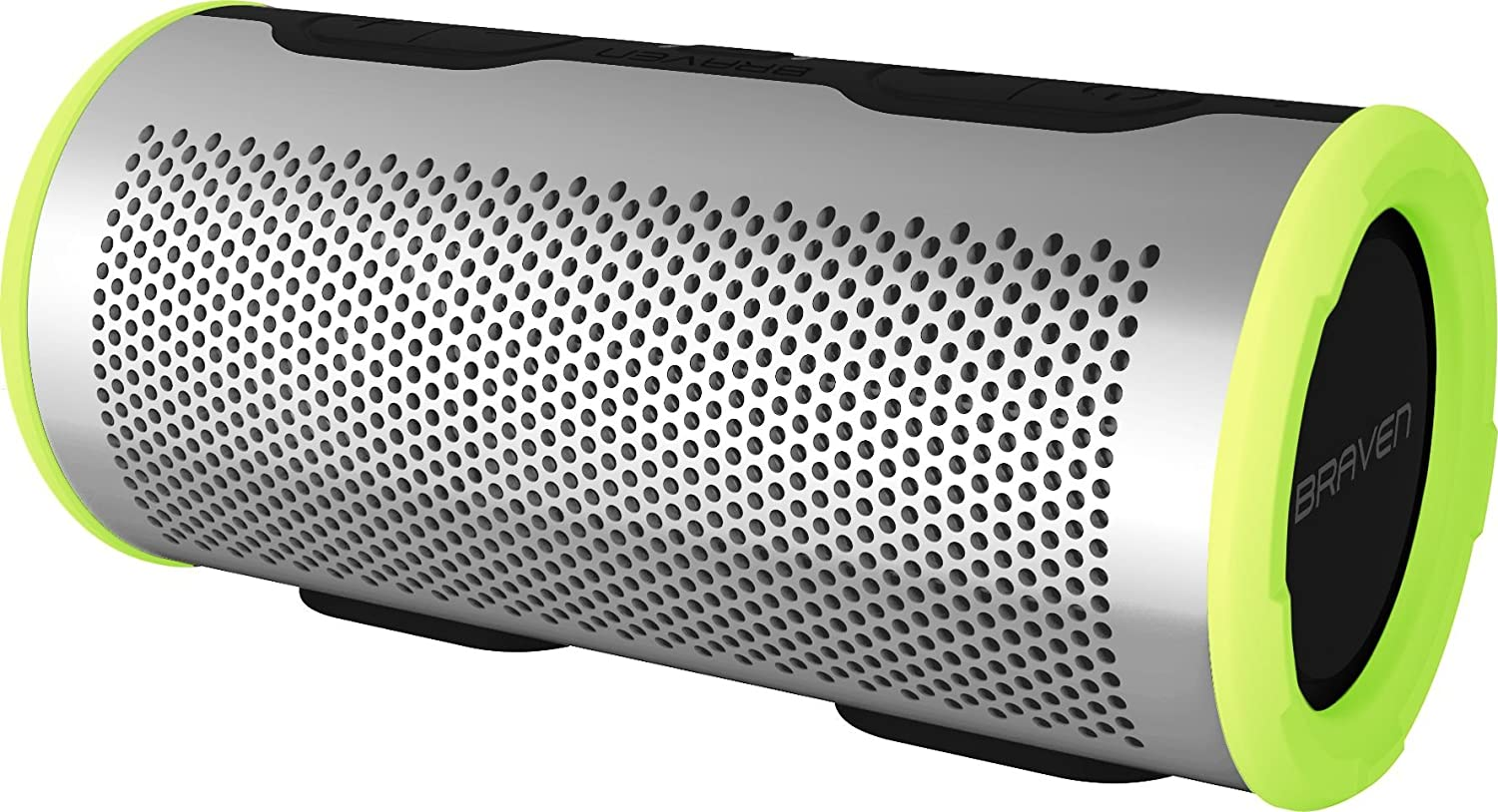 Power Bank Braven Stryde 360 Wireless portable Bluetooth Waterproof Speaker