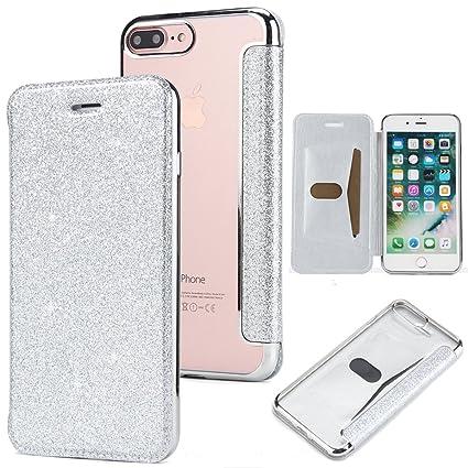 amazon com iphone 7 plus case, iphone 8 plus case, surakey sparkle