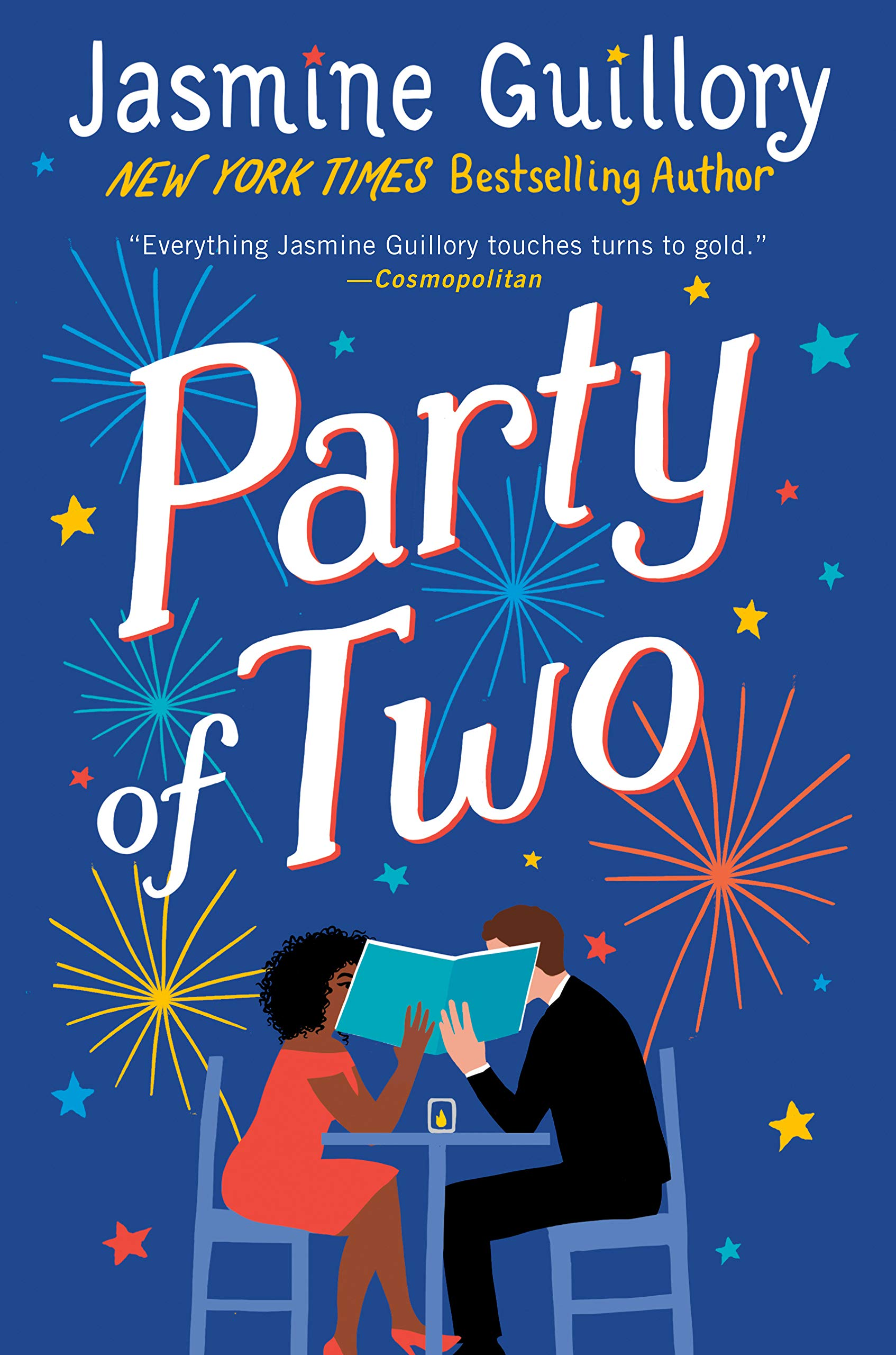 Party of Two: Guillory, Jasmine: 9780593100813: Amazon.com: Books