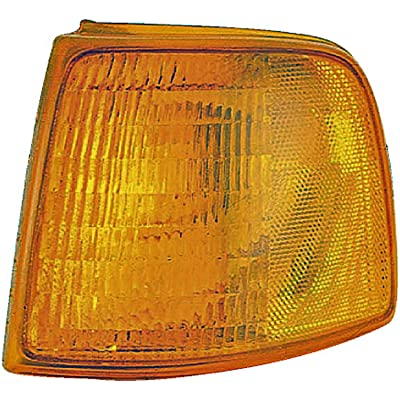 Dorman 1630218 Front Driver Side Turn Signal / Parking Light Assembly for Select Ford Models: Automotive