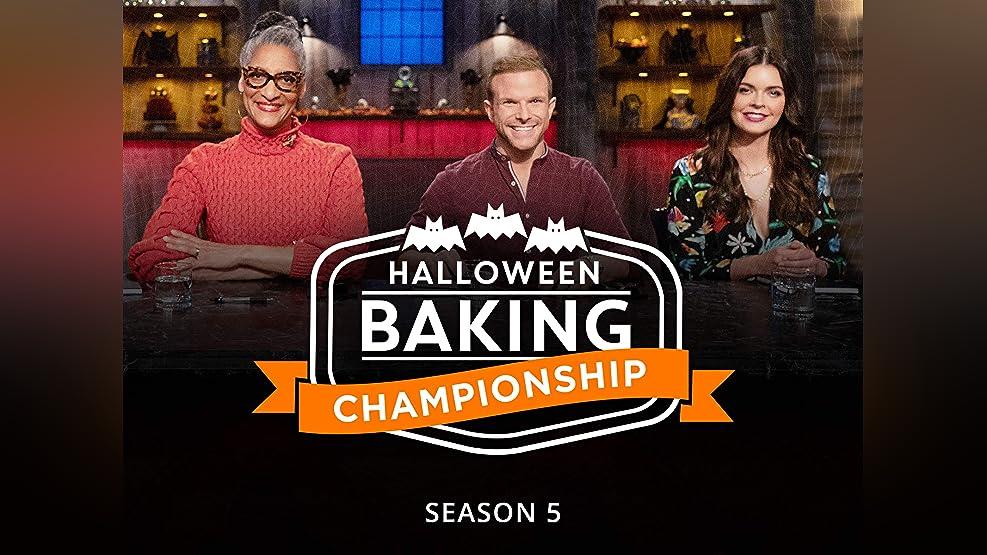 Halloween Baking Championship - Season 5