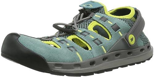 Salewa Ws Heelhook, Zapatillas de montaña Mujer, Verde (Grün (Juniper/Marsh 5851), 38: Amazon.es: Zapatos y complementos