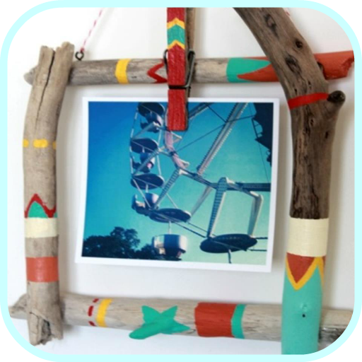 Do It Yourself Frames (DIY Picture Frames Ideas)