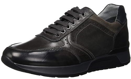 Nero Giardini Camo Colorado, Zapatillas sin Cordones para Hombre: Amazon.es: Zapatos y complementos