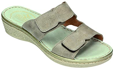 Zapatos beige Fly Flot para mujer NU892