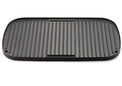 Philips Placa para grill CRP224/01 - Accesorio de hogar (Exprimidor, Negro)