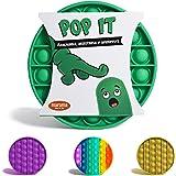 Maroma Fidget Toys Pop It   Juguete antiestres y de ansiedad   EXCELENTE Calidad   Burbujas Fidget Sensorial   Fidget Toy Set