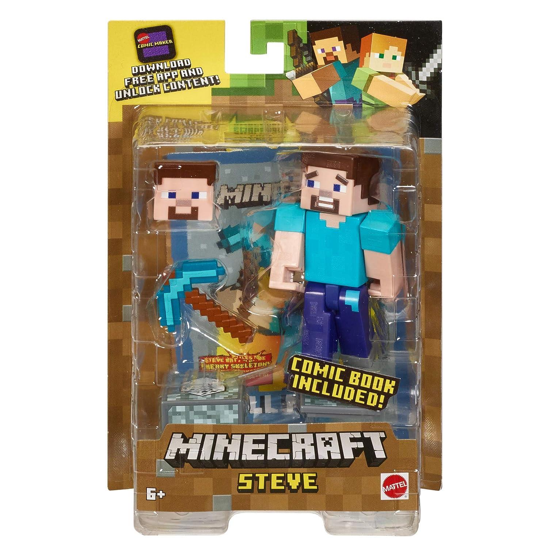 Amazon.com: ESTUDIO MINECRAFT: Toys & Games