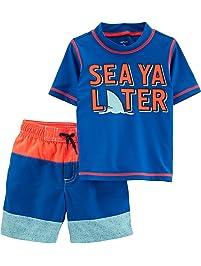 Carter s Toddler Boys  Rashguard Set 6b902e5e09df