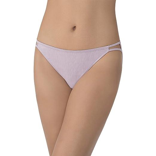 c1e0718bd9 Vanity Fair Women s Illumination Body Shine String Bikini Panty 18108