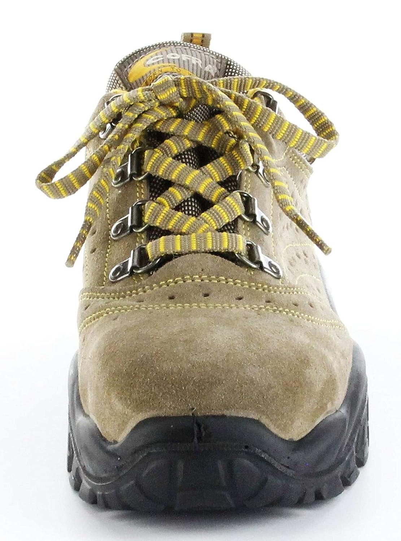 Src Beigeamarillo Zapatos Cofra S1 De New Nilo P 42 Seguridad nqnwWIHB