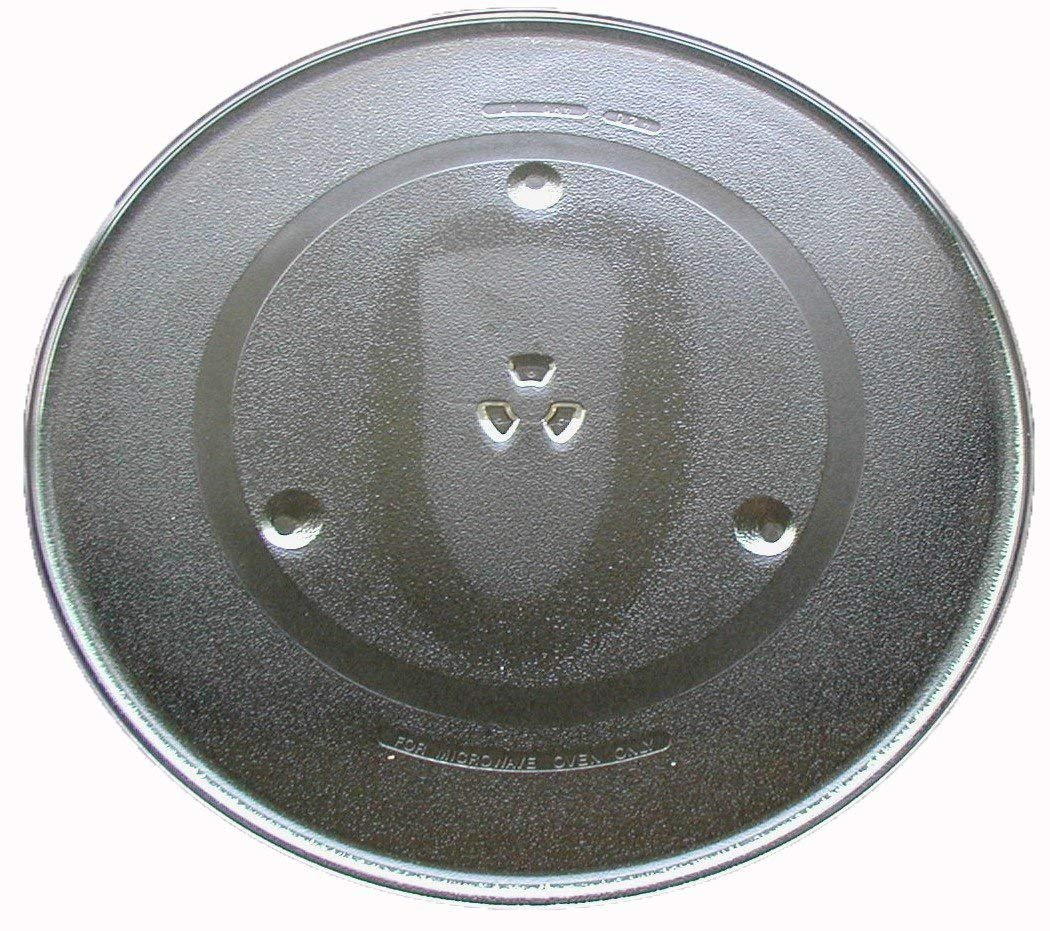 NEW F06014M00AP, A06014M00AP Microwave Glass Turntable Plate for PANASONIC and Tray 16 1/2''