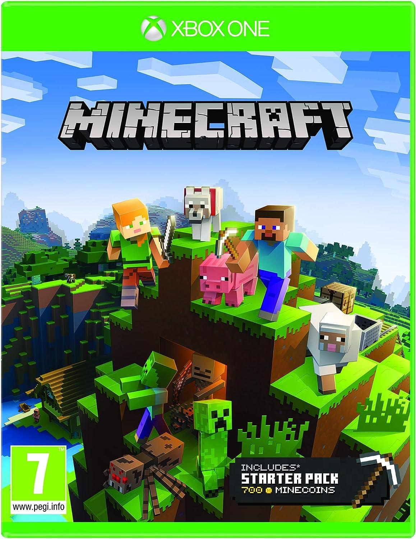 Minecraft Starter Collection - Xbox One (Xbox One): Amazon.co.uk