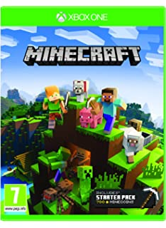 Minecraft (Xbox One): Amazon co uk: PC & Video Games