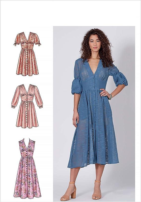 Mccall S M7974 Patron De Couture Modele Papier Blanc Divers Amazon Fr Vetements Et Accessoires