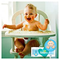 Pampers Complete Clean Wipes 12x64 Refill Pack