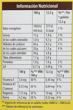 Fontaneda - Belvita - Galletas chocolate con cereales - 400 g: Amazon.es: Alimentación y bebidas