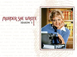 Amazon com: Murder, She Wrote - Season 1: Angela Lansbury