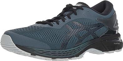 Asics - Gel-Kayano 25 - Zapatillas de running para hombre., Gris  (Revestimiento de hierro/negro.), 41 EU
