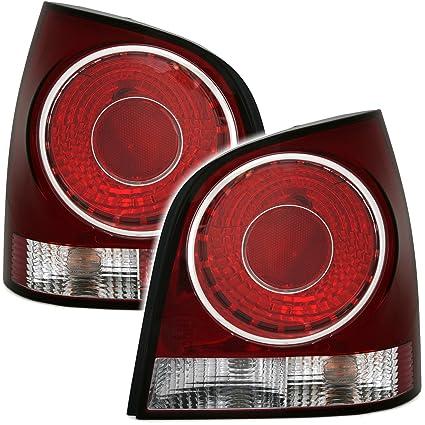 Par de luces faros pilotos traseros (izquierdo y derecho) incluyen ...