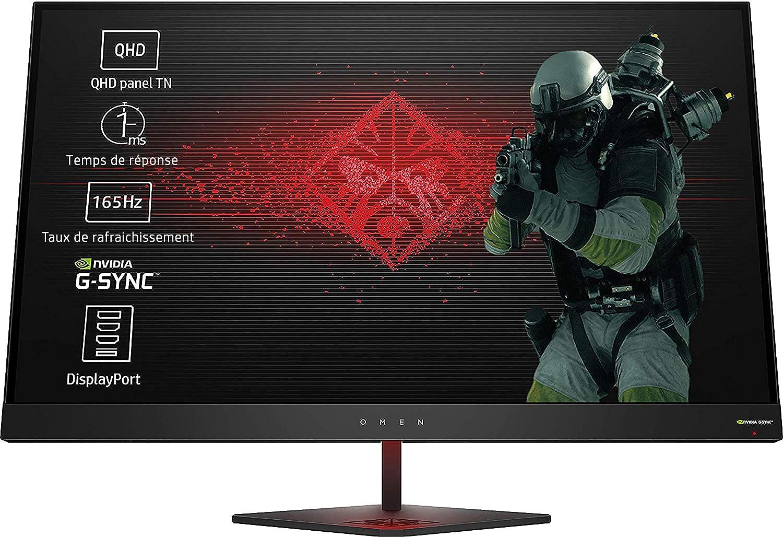 IPS//LED, HDMI//DisplayPort, 3840 x 2160, 16:9, 60 Hz, 5 ms HP ENVY 27s Ecran PC 4K Ultra HD 27 Noir