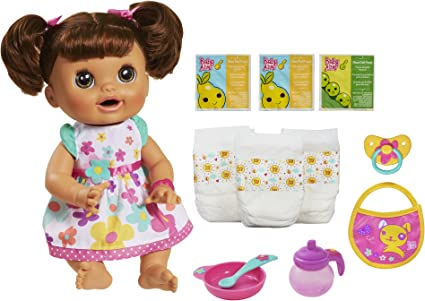 Amazon Com Baby Alive Real Surprises Baby Doll Discontinued By Manufacturer Toys Games