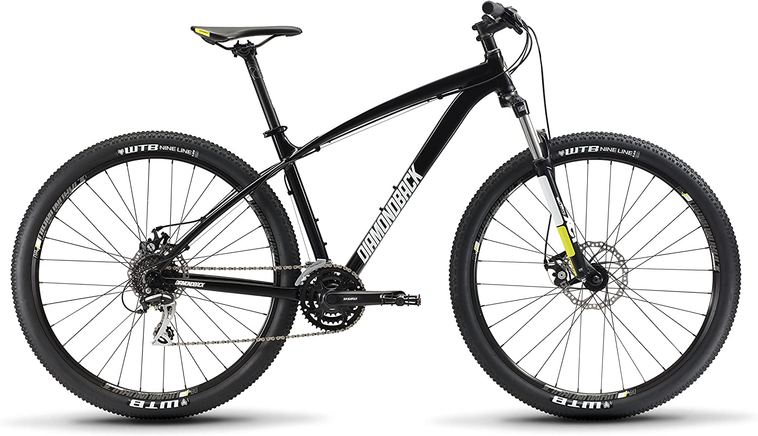 Diamondback Overdrive 29 Mountain Bike Black