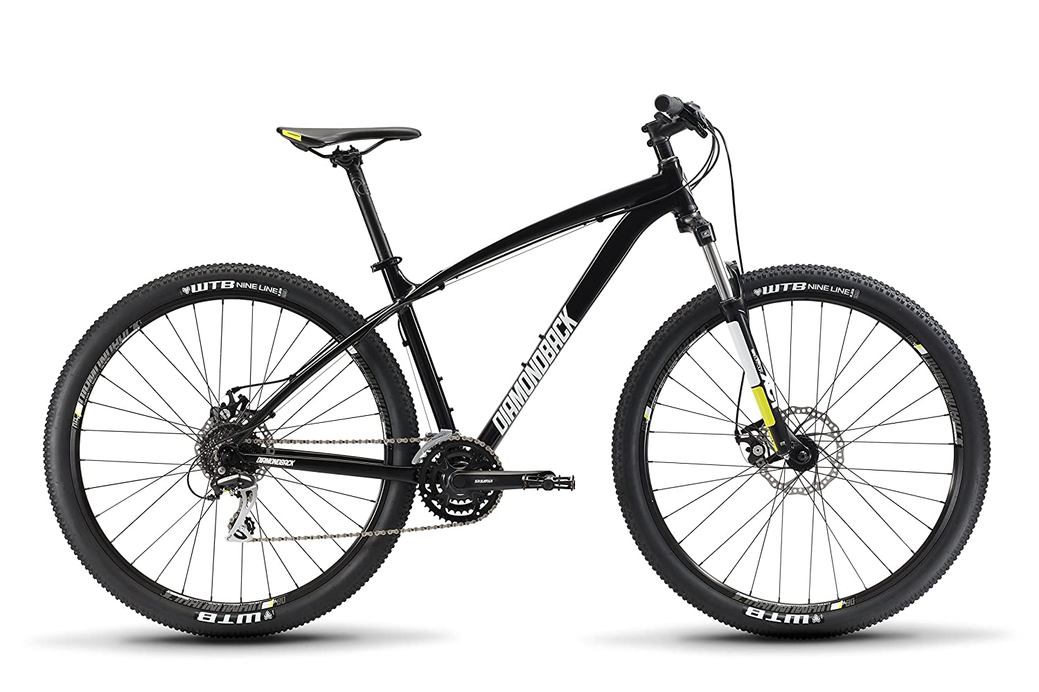 854b1bc68b8 Amazon.com : Diamondback Bicycles Overdrive 29er Complete READY RIDE  Hardtail Mountain Bike, 18